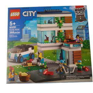 LEGO City Family House Unisex Kids Christmas Gift